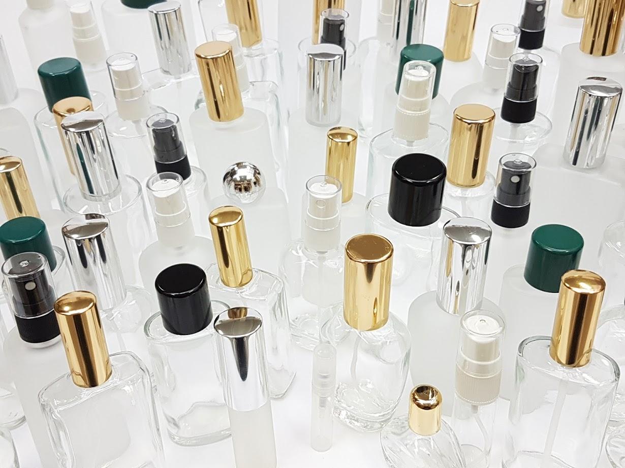 envases perfumería